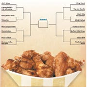 Our starting bracket to crown Fort Collins' best chicken wing.