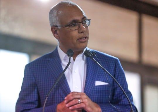 President and CEO of Prevea Health Ashok Rai.