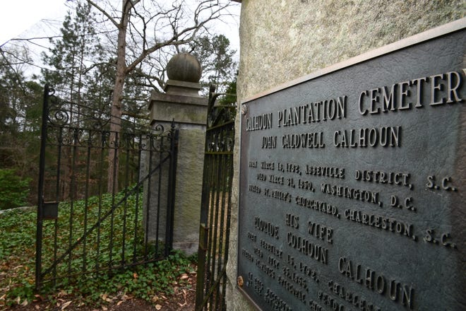 Former school President Walter Riggs came up with the idea of a school cemetery in 1922, a way to recognize faculty and administration for their service, news services reported. The Woodland Cemetery is with the John Caldwell Calhoun Plantation Cemetery near Memorial Stadium.