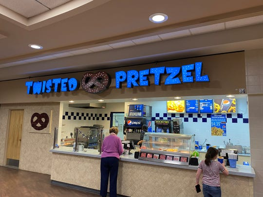 Twisted Pretzel is closing after 11 years in the mall