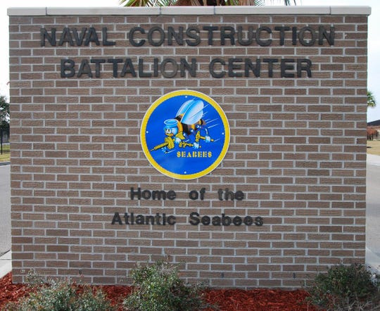 Naval Construction Battalion Center in Gulfport, Miss.