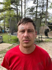 Inmate Bobby Charles Morgan was arrested in Biloxi on Wednesday, March 18, 2020, a day after he escaped from the Wilkinson County Community Work Center with another prisoner.