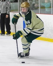 Stefan Frantti had a game-winning goal and four points in Howell's last two playoff games.
