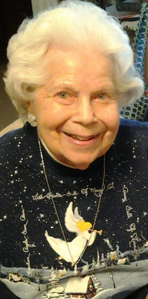 Pauline Weis will turn 100 years old on March 31. But because of the ban on visitors at nursing homes because of the coronavirus, she'll likely celebrate it without her family.
