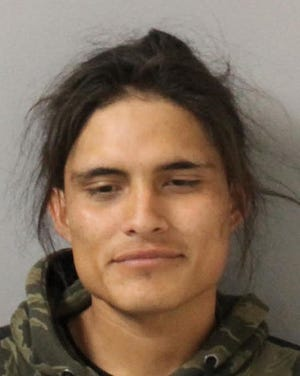 Omar Guillen-Garcia, 23, was charged Wednesday, March 18, 2020, in the fatal stabbing of Leonard McKnight Jr., 43, who died in October 2019.