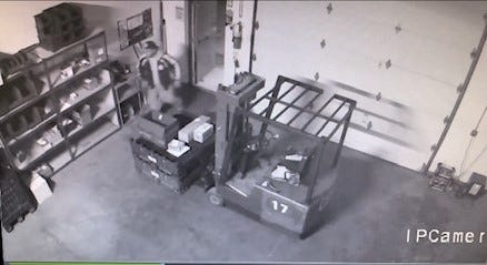 Heath police report in February, the Fastenal was broken into and multiple tools were stolen. Licking County Crime Stoppers is offering up to a $1,000 reward for information leading to an arrest in the incident.