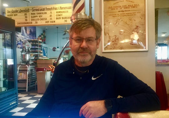 Nutcracker Family Restaurant's Steve Butcher Jr. said March 18 a longer-term plan for maintaining operations on some scale during state-ordered closures has yet to be settled upon.