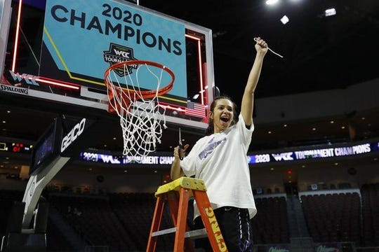 Former Mayfield standout Jayce Gorzeman helped Portland reach the NCAA Tournament for the first time in 22 years, but Portland's season was cut short.