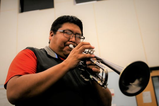 Delbert Anderson, president of the San Juan Jazz Society, encourages any musician who has been hurt by the shutdown of venues to apply for help through the New Mexico Musicians Relief Fund.