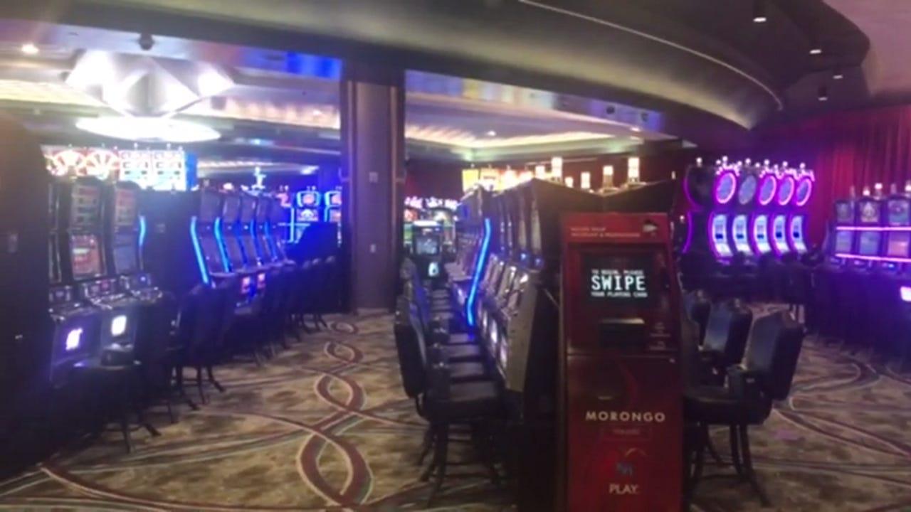 nine palms casino