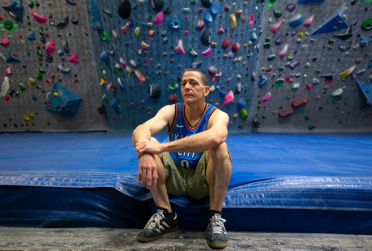 Joe Czerwinski, the owner and operator of Focus Climbing Center, an indoor climbing gym in Mesa, had to close for business on March 17, 2020, because of the coronavirus. He hopes to reopen in early April. In the meantime he plans to continue to pay his 17 employees.