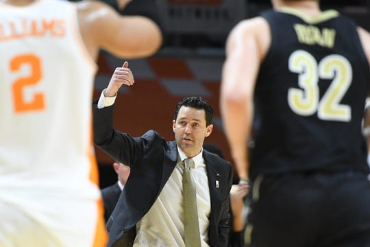 Bryce Drew is assembling his coaching staff at Grand Canyon.