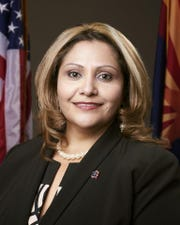 Avondale Councilwoman Veronica Malone is running for re-election.