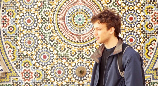 Elijah McKee, a New Paltz native and junior at Skidmore College in Saratoga Springs, was stuck in Rabat, the capital of Morocco, while studying abroad after the country halted international flights Sunday due to the coronavirus epidemic.