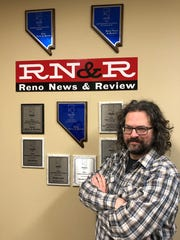 Brad Bynum, editor of the Reno News & Review, said the final copy of the weekly paper will publish on March 19, 2020.