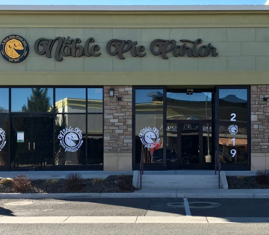 The owners of Noble Pie Parlor have delayed the opening of their third location (shown here), originally set for this week at the Summit in South Reno, following Gov. Steve Sisolak's restaurant closure order to slow the coronavirus.