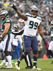 Seattle Seahawks defensive linemen Quinton Jefferson is reportedly signing with Buffalo.
