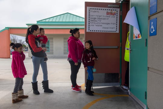 Schools in the Alisal Union School District are providing grab and go meals for all children that  are part of AUSD. The lunches will be distributed Tuesday through Friday from 11 a.m. to 1 p.m. on Tuesday, March 17, 2020.