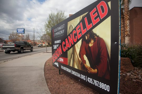 Southwest Symphony cancels their 2020 season Tuesday, March 17, 2020.