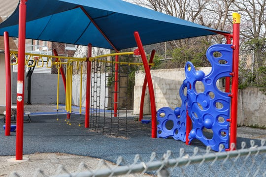 Leap of Faith Child Development center remained open on Wednesday, but carefully managed who entered the building due to concerns about Coronavirus.