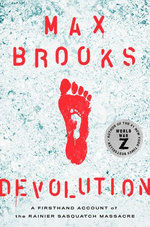 """Devolution,"" by Max Brooks."