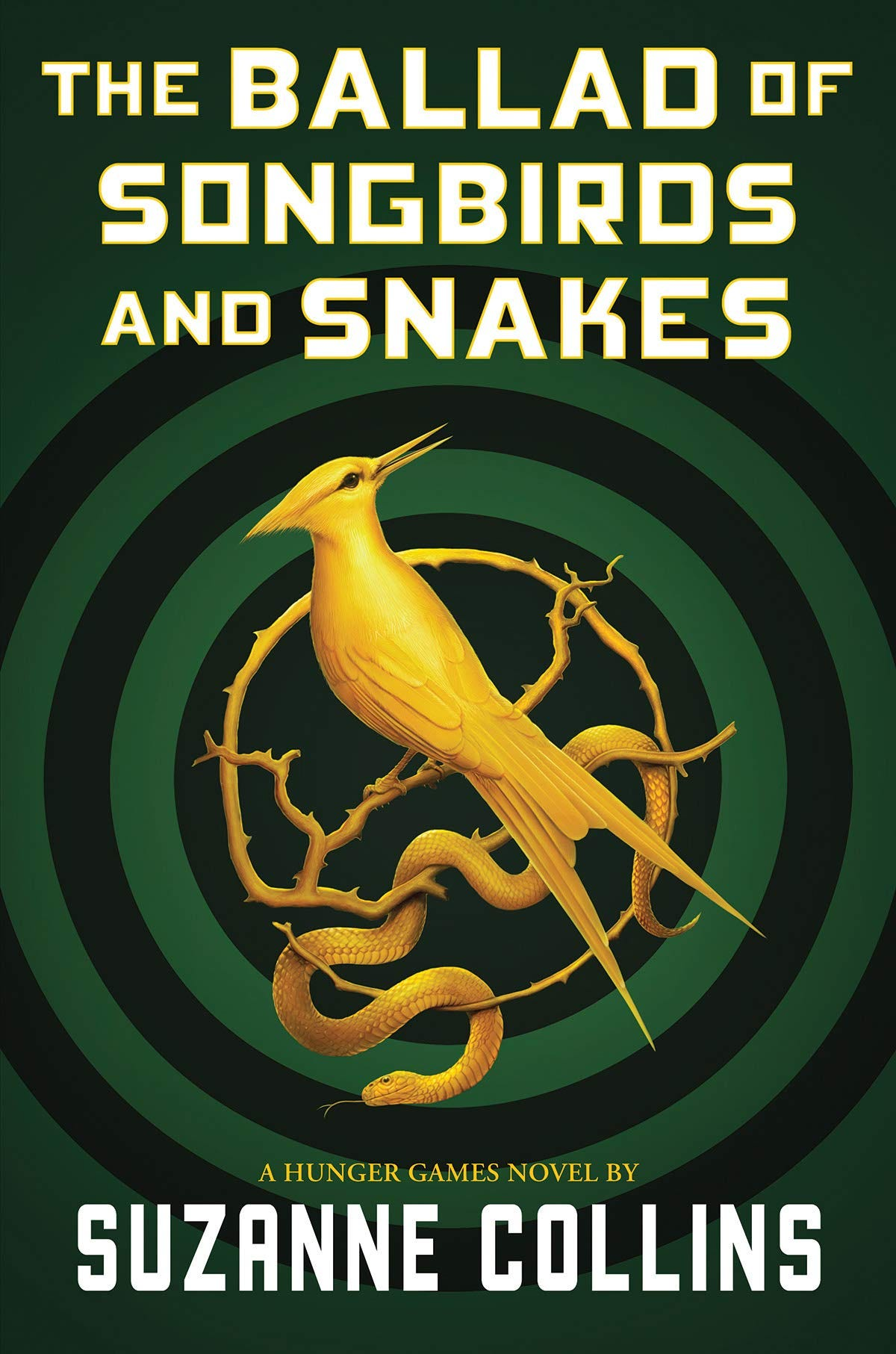 5 new books: 'Hunger Games' prequel 'Songbirds and Snakes,' 'Rodham'