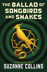 """""""The Ballad of Songbirds and Snakes,"""" by Suzanne Collins."""