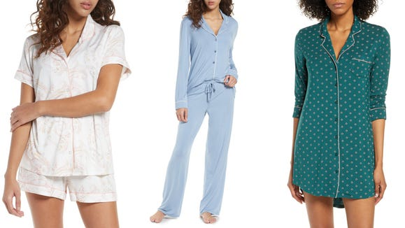 You're gonna live in these cozy jammies.