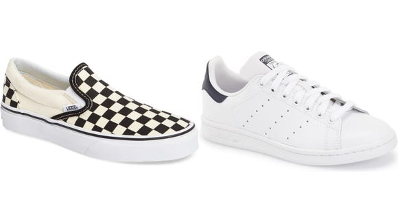Save big on these popular sneaker brands.