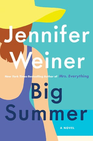 """Big Summer,"" by Jennifer Weiner."