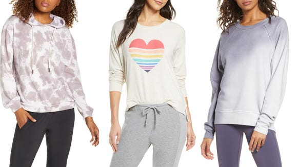 Because sweats are the new work uniform.