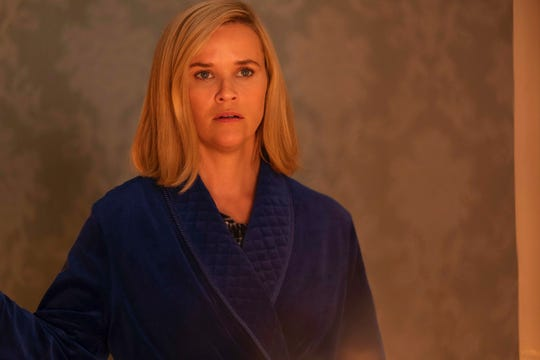 "Reese Witherspoon plays a Type A mother who comes undone in ""Little Fires Everywhere"" on Hulu."