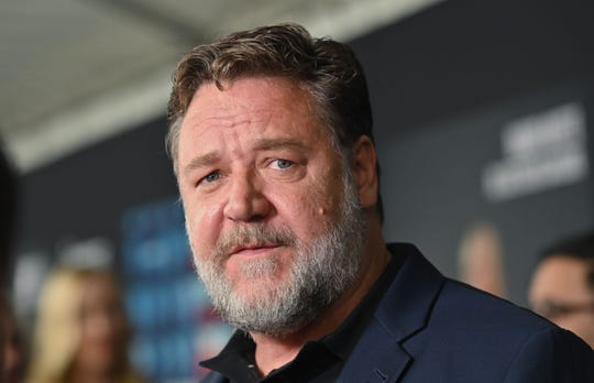 "New Zealand-born actor Russell Crowe took to Instagram on March 18 to encourage his Aussie followers amid the pandemic. ""Hey Australia, Just a reminder, we've dealt with serious (expletive) before, and we will deal with what confronts us now,"" he wrote, captioning photos of burned trees in a nod to Australia's wild fire crisis earlier this year. ""Together (minimum 1.5 metres apart)."""