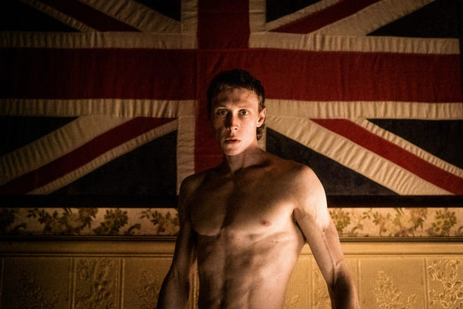 """George MacKay stars as notorious Australian outlaw Ned Kelly in the biopic """"True History of the Kelly Gang."""""""