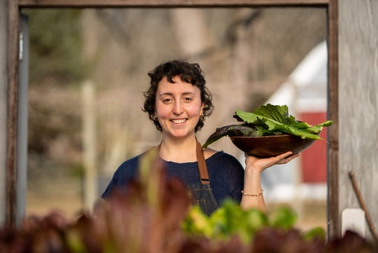 Gabby Aron is a cooking instructor and owner of Autumn Olive Food Works, which offices chef services and catering.
