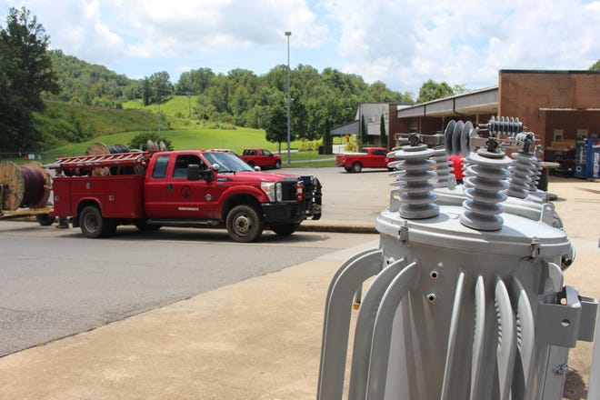 French Broad Electric said they have contingency plans in place to ensure electricity runs 24/7 despite any possible storms or staff absences.
