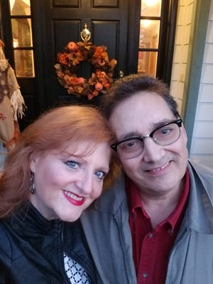 Vicki and Jeff Richards, co-artistic directors of Paradise Theatre.