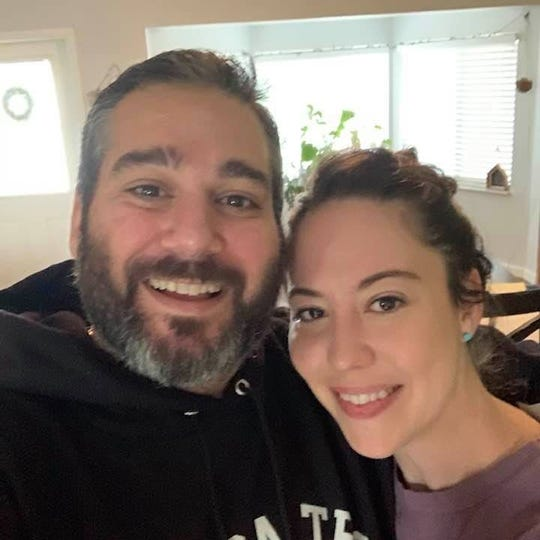 As owner of Villa Palma at the Village in Cocoa Village, Frank Mazzella, with wife Marie, knows it seems strange to ask people to stay home, but he hopes it will mean a quicker recovery.