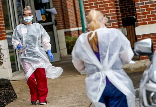 Sunday, April 5 coronavirus news in Tennessee: 3,633 cases