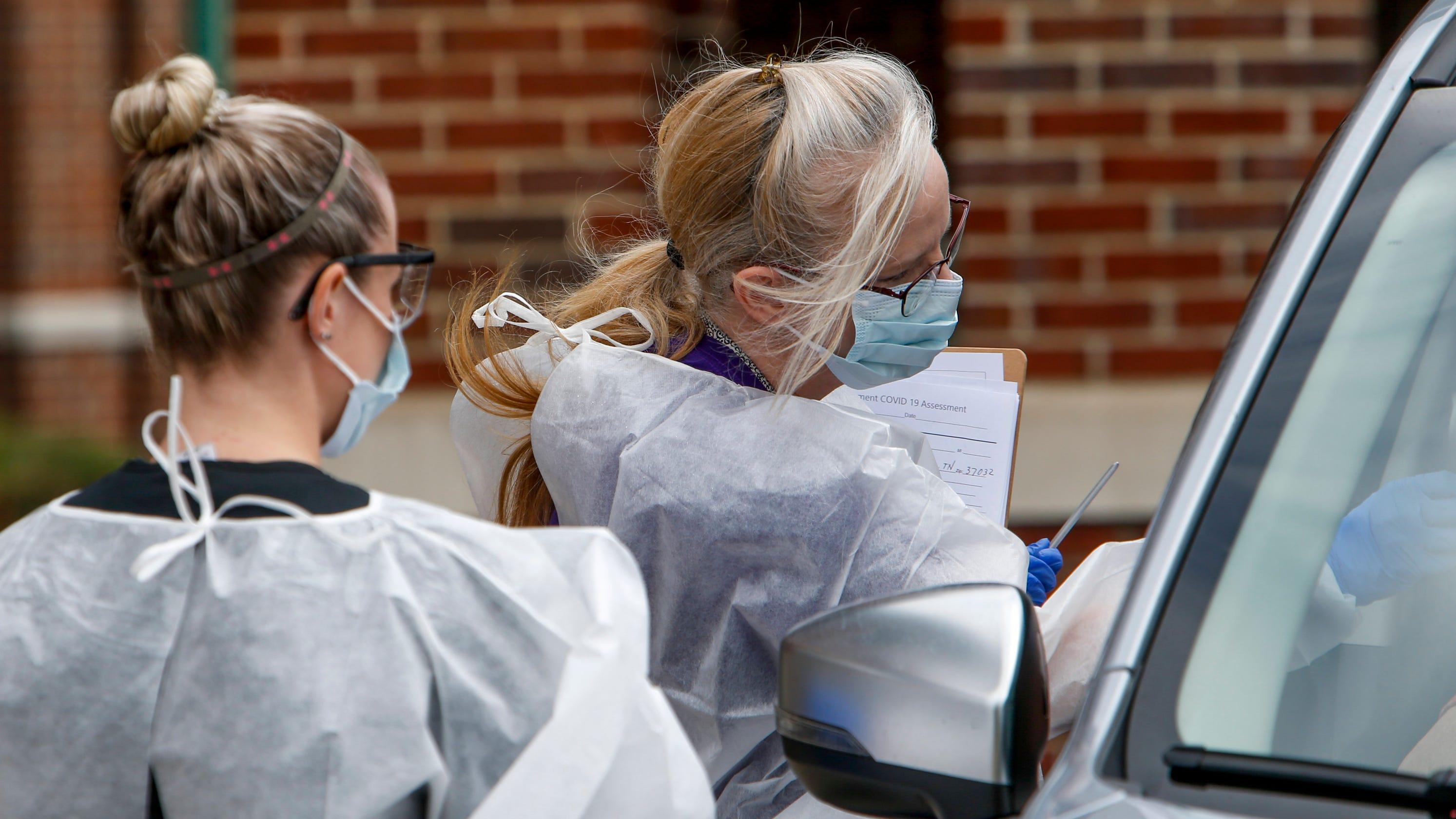 Coronavirus testing in Clarksville: Free at county Health ...