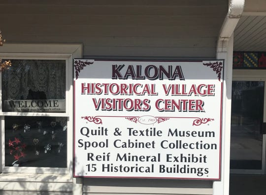 Visitors are welcome at the Kalona Historical Village, but only one of them showed up Tuesday. The museum is the top tourist draw in the eastern Iowa town of 2,500, where small business owners wonder how long they can hold on if travel restrictions caused by the coronavirus linger into summer.