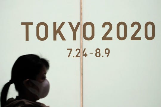 U.S. President Donald Trump's suggestion to postpone the Tokyo Olympics for a year because of the spreading coronavirus was immediately shot down by Japan's Olympic minister.