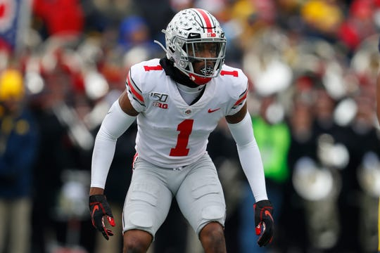 The Lions remain in a good spot to trade down and still nab Ohio State cornerback Jeff Okudah.