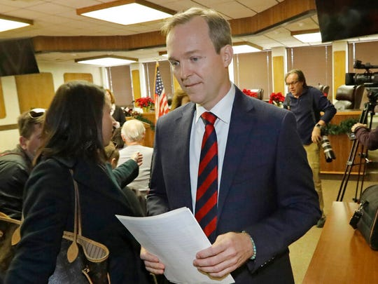 Rep. Ben McAdams, a Utah Democrat, said that he had tested positive for the coronavirus.