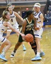 The potential cancellations of high-school sports through the spring, most notably the boys and girls state basketball tournaments, could cost the Michigan High School Athletic Association more than $1 million.