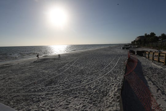 Fort Myers Beach council voted 3-2 Monday, April 27, 2020, to reopen beaches to island residents only and with key restrictions from 7 to 9 a.m. daily starting Tuesday morning.