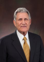 Greenville Tech founding President Thomas Barton through the years. Barton died March 18, 2020 at 90 years old.