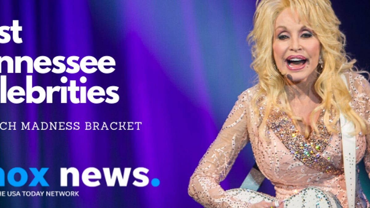 foto de East Tennessee celebrity bracket features Dolly Parton, Peyton Manning