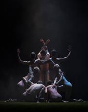 A Louisville Ballet performance.