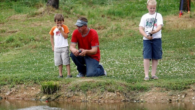 The Arkansas Game and Fish has waived all fishing license and trout permit requirements starting Saturday and continuing through March 29.